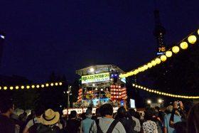 さっぽろ夏まつり(すすきの祭り)