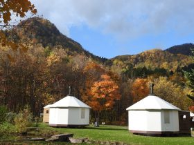 札幌市定山渓自然の村