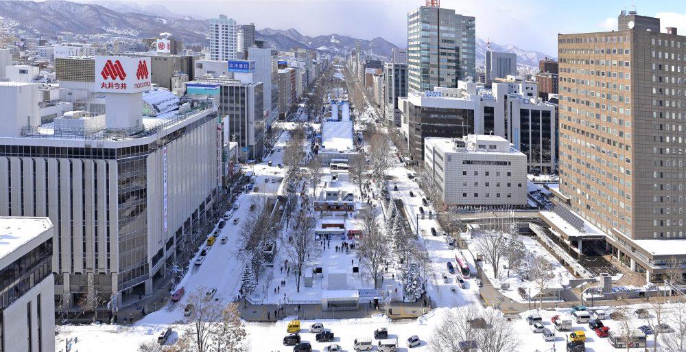 さっぽろ雪まつり(大通会場)