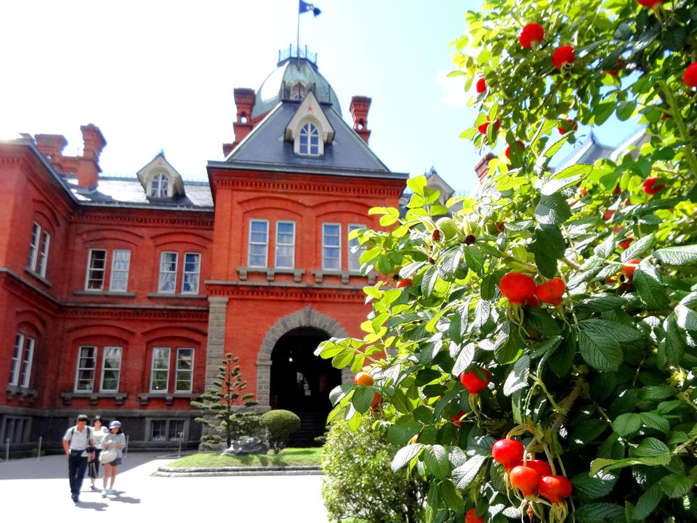 北海道庁旧本庁舎(赤レンガ)