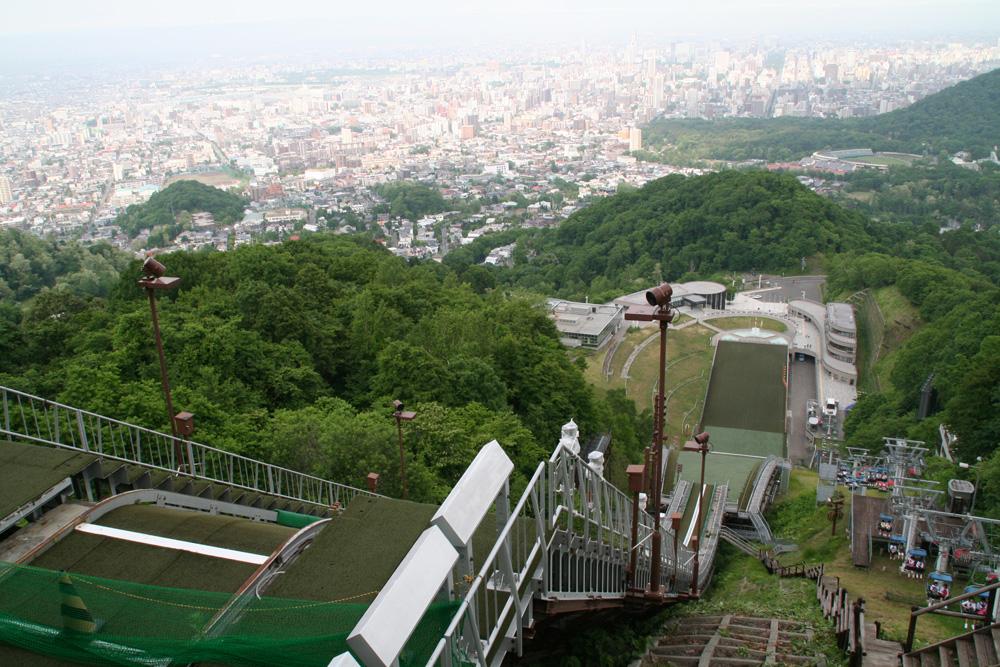大倉山展望台