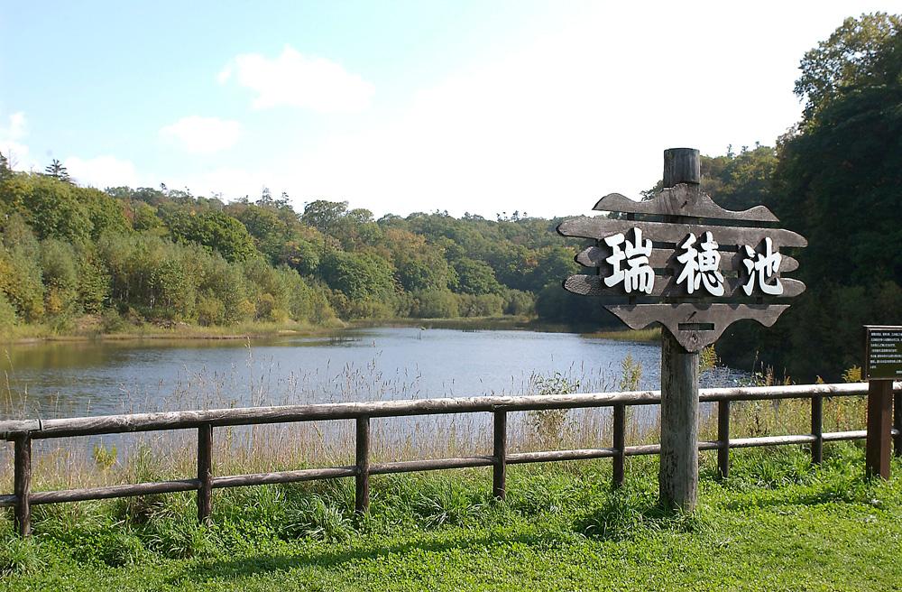 道立自然公園野幌森林公園