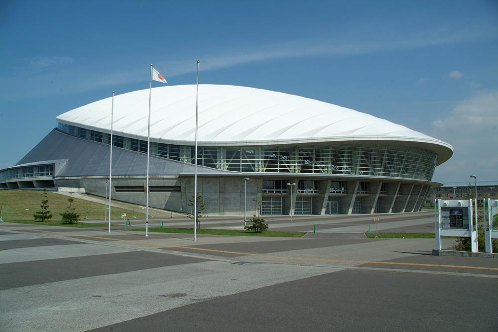 スポーツ交流施設(つどーむ)