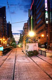 市電(ササラ電車)