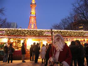 ミュンヘン・クリスマス市2007