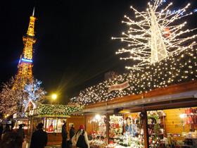 ミュンヘン・クリスマス市2008