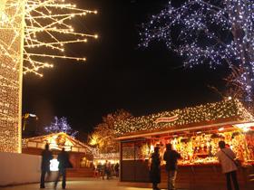 ミュンヘン・クリスマス市2009