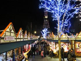ミュンヘン・クリスマス市2011