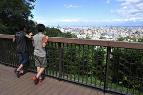旭山記念公園