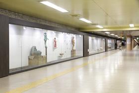 札幌大通地下ギャラリー 500m美術館