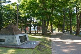 野幌グリーンモール(江別市)