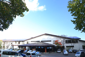 湖畔の宿 支笏湖 丸駒温泉旅館(千歳市)