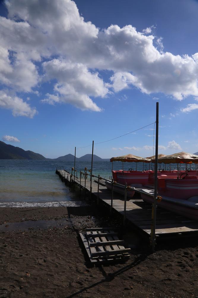 支笏湖(千歳市)