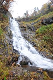 美笛の滝(千歳市)