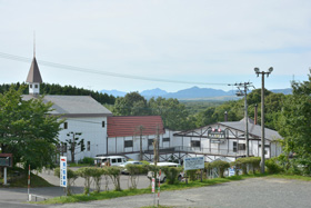竹山高原温泉(北広島市)
