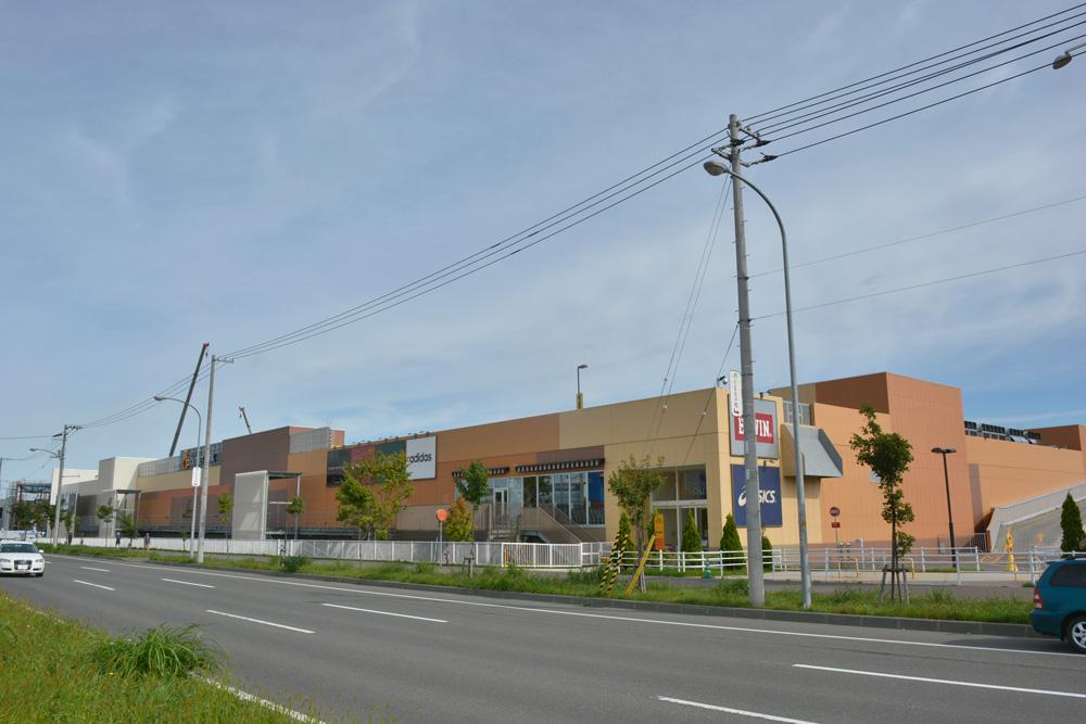 三井アウトレットパーク 札幌北広島(北広島市)