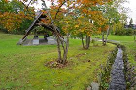 道民の森・神居尻(当別町)